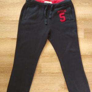 Abercrombie and Fitch Sweat Pants XL NICE